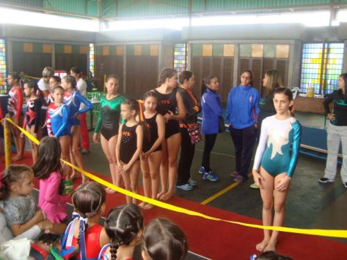 Copa de Gimnasia Claret 2014_15