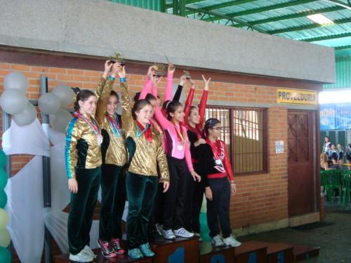 Copa de Gimnasia Claret 2015_2