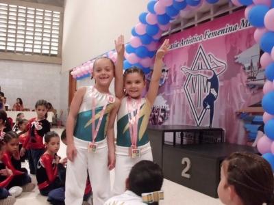 Copa de Gimmasia M Matilde 2012