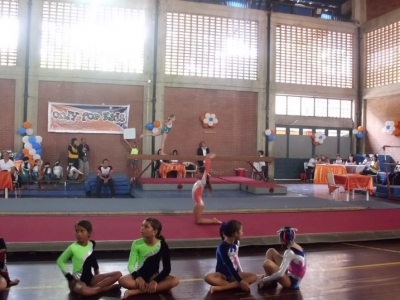 Copa de Gimmasia Only for kids 2012