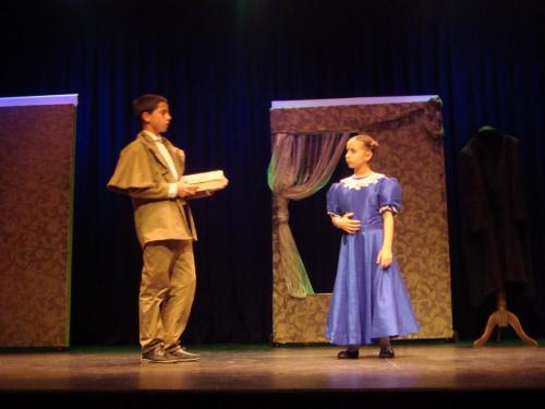 Teatro Sherlock Holmes